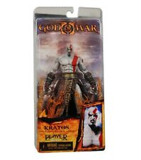 "NECA 7"" God of War Kratos with Flaming Blades of Athena Figure"