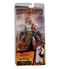 "NECA 7"" God of War Kratos with Flaming Blades of Athena Figure"