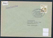 84734) Überlandpost Hannover - Göttingen BP Zug 300/3 DS 30.12.77