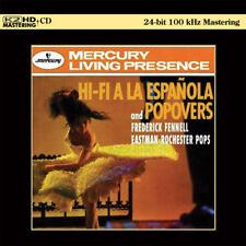 UNIVERSAL | Frederick Fennell - Hi-Fi a la Espanola & Popovers CD K2 HD