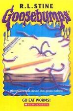 Go Eat Worms! Goosebumps