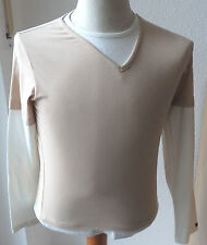 Isabell Werth/Waldhausen Damen Doppel Effect T-Shirt, Langarm, Gr. 40