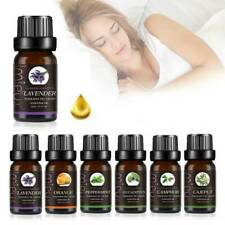 10ML Pure & Natural Essential Oil Aromatherapy Therapeutic Grade Essential Oils.