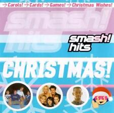 SMASH HITS CHRISTMAS – CD + CD-ROM (2000) MIKEY GRAHAM,  GIRLS@PLAY, MOBY