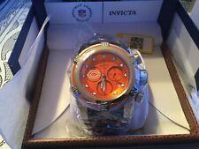 Invicta NFL Chicago Bears Chronograph Quartz Orange Dial Men's Watch