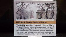 Passport 2003 North Atlantic Region Vanderbilt Mansion NHS Sticker