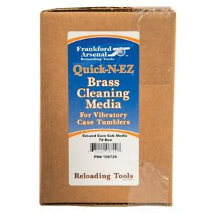 Frankford Arsenal Corn Cob Media for Cleaning Brass 7lb   108729