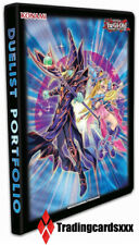 Yu-Gi-Oh! Classeur 180 cartes : The Dark Magicians 9-Pocket Duelist Portfolio