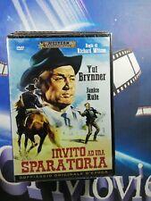 INVITO AD UNA SPARATORIA  DVD*A&R* WESTERN