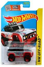 2015 Hot Wheels #121 HW Off-Road HW Hot Trucks Custom Ford Bronco