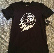 Nike Pilipinas Rise Mens Shirt Black Mens Size Large L filipino heritage night