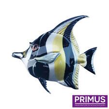 Primus Metal Moorish Fish Tropical Fish Wall Art Hand Finished PA2050