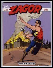 Zagor Variant, edizione croata, confr. ZAGOR N° 37! Ancora ottime condizioni !!
