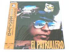 El Patrullero - ULTRA RARE NEW Japan Laserdisc - Never On Japan DVD - XHTF!!