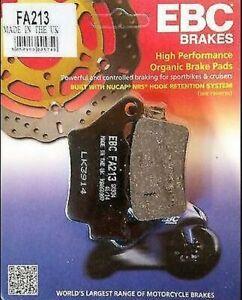 FA213 Brake Pads BMW F650 GS G650 F800 S1000 R RR Rear
