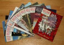 11 Arizona Highways Magazines – 1961 - EXCELLENT CONDITION