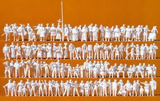 Preiser 16359 Mittelaltermarkt 125 Unbemalte Figuren
