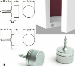 10 x Hafele Elite Magnetic Catch Pull 4kg,Flush Concealed Magnet