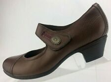 Rockport Mary Jane Cobb Hill Collection Brown Abigail Classic Pumps Womens  11 W