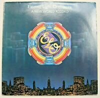 Electric Light Orchestra ‎– A New World Record - United Artists Records - LP