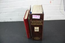 CKStamps : Large Mint & Used Worldwide Stamps Collection In Album & Books