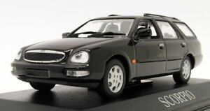Minichamps 1/43 Scale Diecast Model Car 28818 - Ford Scorpio - Brown