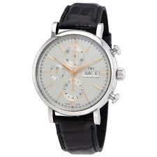 IWC Portofino Automatic Mens Chronograph Watch IW391022