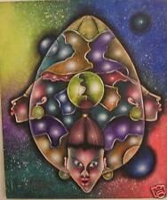 20 X 24 Painting by Haitian Artist Casimir Jean