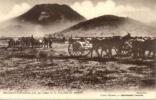CAMP FONTAINE DU BERGER manoeuvre artillerie