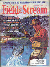 3/1966 Field and Stream Magazine
