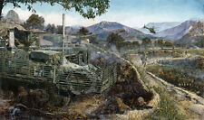 """Into the Orchards"" James Dietz Task Force Stryker Print"
