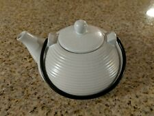 Teapot Speckled Off-White By DesignPac new with care & wash instructions inside