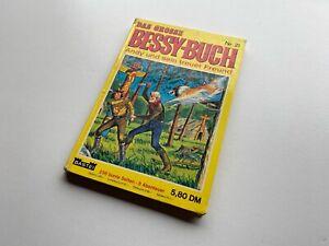 DAS GROSSE BESSY BUCH Nr. 21 Bastei Hardcover Sammelband ERSTAUSGABE 1971