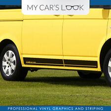 Volkswagen T5 bus California - striscia laterale decalcomania grafico adesivo