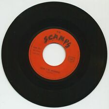 The Scamps - Don't Be Worried - Live Fast, Die Young (7inch, 45rpm) - Singles...
