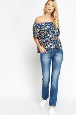 Stonewashed Jeans Women's Straight Leg NEXT