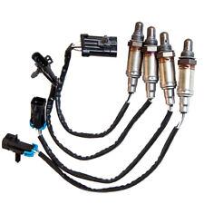 4 Pieces Oxygen O2 Sensor Upstream and Downstream for Chevrolet Silverado 1998