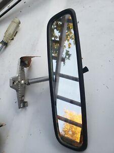 Kaiser Jeep Super Wagoneer Gladiator NOS rear view mirror 1965 1966 1967 1968
