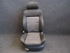 STOFF Fahrersitz VW Passat 3BG Sportsitz Sitz Ausstattung schwarz grau