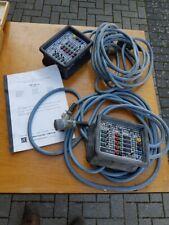 1x Diagnosegerät Testgerät Getriebe + Bordnetz ZF PR-47III Unimog ex Bundeswehr