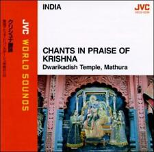 NEW - India: Chants in Praise of Krishna by India