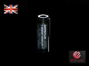 26650 Battery 3.7V Li-ion 4200mAh 32A IMR High Drain Genuine Ampsplus UK Stock