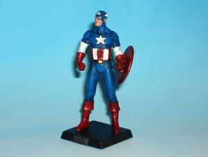 Captain America Statue Marvel Classic Collection Die-Cast Figurine Limited New