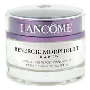 LANCOME RENERGIE MORPHOLIFT R.A.R.E.~REPOSITIONING CREAM SPF 15~1.7 OZ / 50 ML