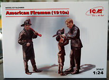 24005 ICM American Firemen Feuerwehrleute 1910, 1:24, neu 2016