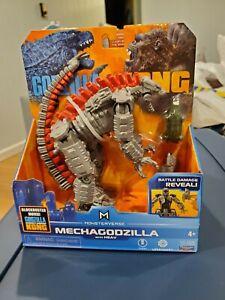 """Playmates Monsterverse Godzilla vs Kong 6"""" Mechagodzilla Figure ✅"""