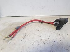 BMW 3 SERIES E46 POSITIVE BATTERY CABLE FRONT BULKHEAD TO B POST WIRES CABLE