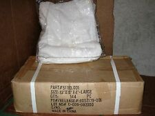 """144 Clear Plastic Storage Bags Zippered 13"""" x 15"""" x 4"""" New (Case)"""