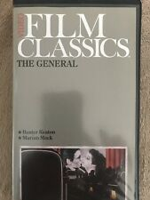 The General Vhs Buster Keaton Marian Mack Video Film Classics Silent Film
