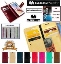 Mercury Leather Mobile Phone Cases, Covers & Skins for Samsung